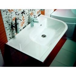 RAVAK Umývadlo Praktik U s otvormi XJ5L1100000 (XJ5P1100000)