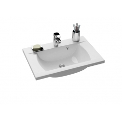 RAVAK Umývadlo Classic 700 biele s otvormi, XJD01170000