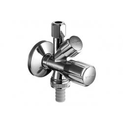 Schell kombinovaný rohový ventil COMFORT kod 035510699