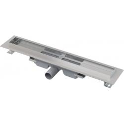 ALCAPLAST líniový podlahový žľab znížený APZ104 Flexible Low kod APZ104-1150