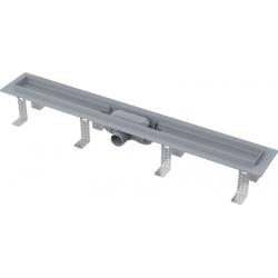 ALCAPLAST líniový podlahový žľab plastový APZ8 Simple kod APZ8-750