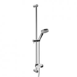 HANSA sprchový set Viva 3-polohový, 90 cm, s mydelničkou, chróm 44150130