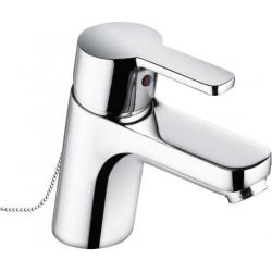 KLUDI umývadlová batéria s retiazkou Logo Neo 372830575