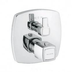 KLUDI vaňová a sprchová termostatická batéria 508300542