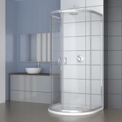 RADAWAY sprchová stena Premium Plus P 100x90 kod 33300-01-01N