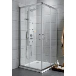 RADAWAY sprchová stena Premium Plus D 1000x800 kod 30434-01-08N