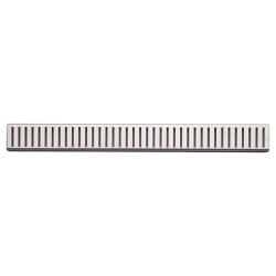 ALCAPLAST Rošt pre líniový podlahový žľab (nerez lesk) PURE-550L