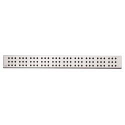 ALCAPLAST Rošt pre líniový podlahový žľab (nerez mat) CUBE-550L