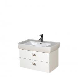 EDEN  závesná skrinka s keramickým umývadlom LEPUS PRO kod LE 35 Z xx yy