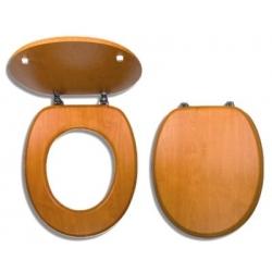 NOVASERVIS WC sedadlo Dýhované drevo kod WC/ORECH