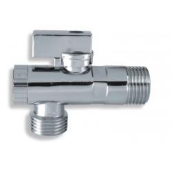 "NOVASERVIS rohový ventil CF3001/10 s filtrom s krytkou 1/2""x3/8"""