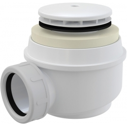 ALCAPLAST Sifón vaničkový biely kod A47B Ø50