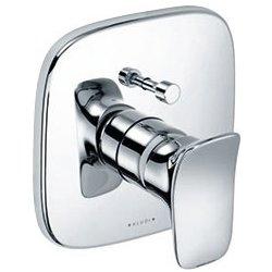 KLUDI podomietková vaňová a sprchová batéria AMBA chróm kód 536570575