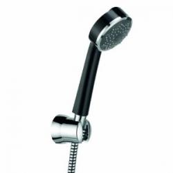 KLUDI vaňovo-sprchová súprava ZENTA chróm/black kód 6065086-00