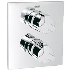 GROHE termostatická vaňová batéria pod omietku ALLURE