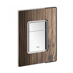 GROHE ovládacie tlačidlo pre WC macassar/chróm SKATE COSMOPOLITAN kód 38849HR0