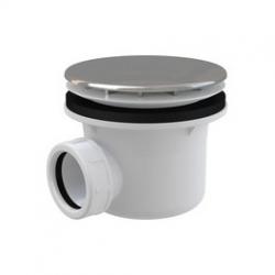 ALCAPLAST Sifón vaničkový chróm Ø 90 A49CR