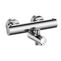 KLUDI vaňová a sprchová termostatická batéria OBJEKTA chróm kód 352600538