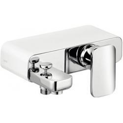 KLUDI vaňová a sprchová jednopáková batéria ESPRIT chróm/white kód 564459140