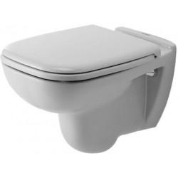 DURAVIT wc D-CODE závesné 25350900002