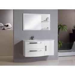 BATH FURNITURE skrinka s umývadlom  CATANIA 1150x560x580 mm - biela