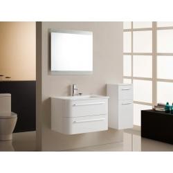 BATH FURNITURE kúpeľňová zostava malá PALERMO - biela.