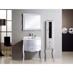 BATH FURNITURE kúpeľňová zostava LATINA - strieborná