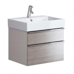 OPOCZNO skrinka pod umývadlo METROPOLITAN 60, sivý dub OS581-002