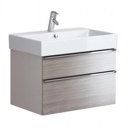 OPOCZNO skrinka pod umývadlo METROPOLITAN 60, sivý dub OS581-001