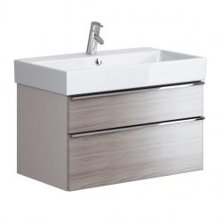 OPOCZNO skrinka pod umývadlo METROPOLITAN 80, sivý dub OS581-006