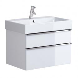 OPOCZNO skrinka pod umývadlo METROPOLITAN 70, biela OS581-004