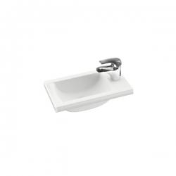 RAVAK Classic 400 Mini umývadielko s otvorom XJD01140000