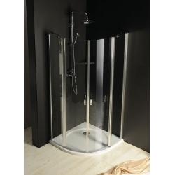 900x900mm, číre sklo, ONE štvrťkruhová sprchová zástena