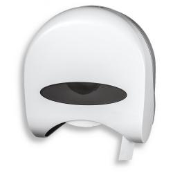 NOVASERVIS Zásobník na kotúče toaletného papiera, biely