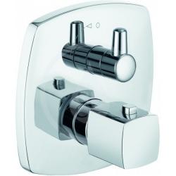 KLUDI - Q-Beo Termostatická sprchová baterie, chrom