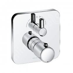 KLUDI E2 podomietková vaňová a sprchová termostatická batéria