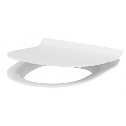 Cersanit CREA WC sedátko oválne, antibakteriálne