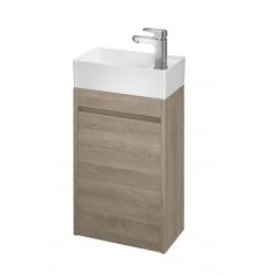 Cersanit - Skrinka pod umývadlo Crea 40 dub