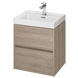 Cersanit - Skrinka pod umývadlo Crea 50 dub