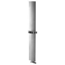 OTHELLO vykurovacie teleso 300x1810 mm, metalická strieborná