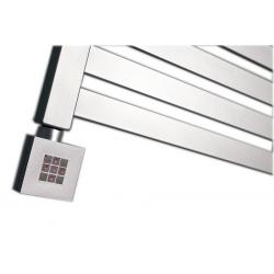 KTX vykurovacia tyč s termostatom, 300W, strieborná